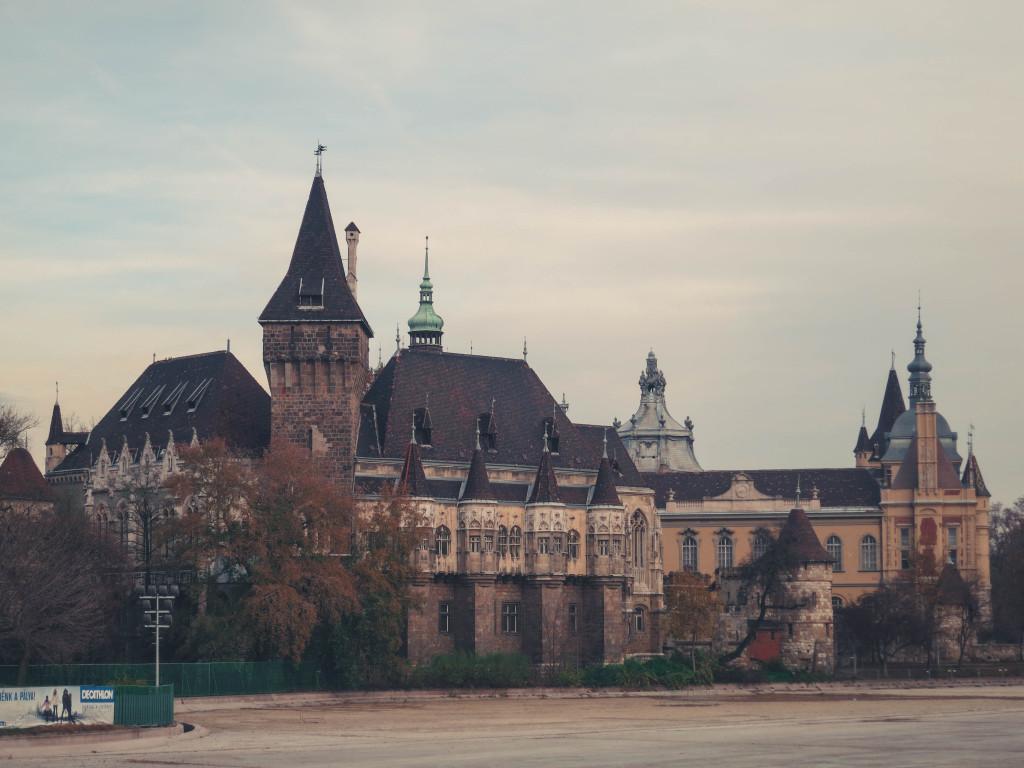 Vajdahunyad Castle (Budapest, Hungary)