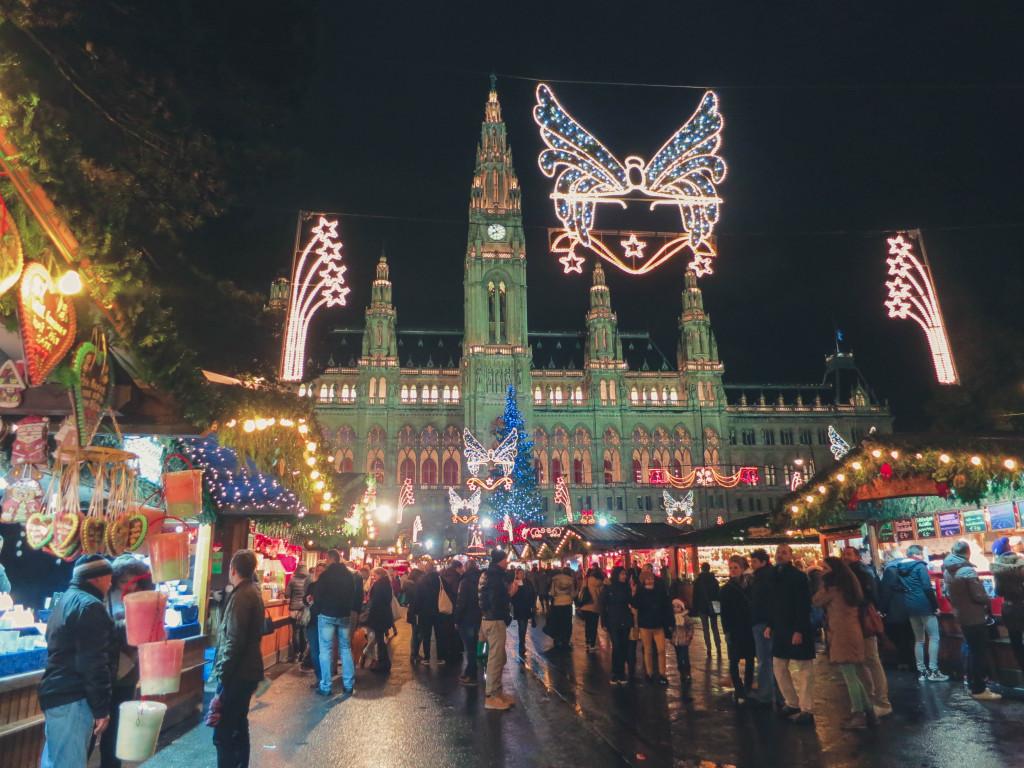 Vienna, Austria Christmas Market