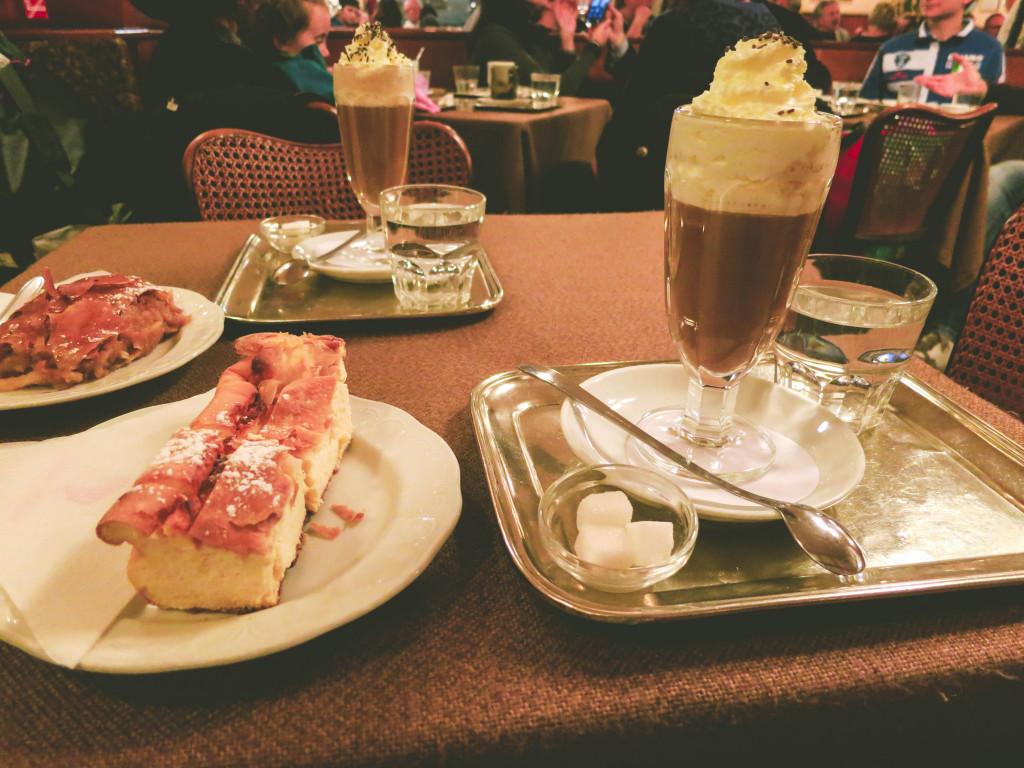Cafe Braunerhof (Vienna, Austria)