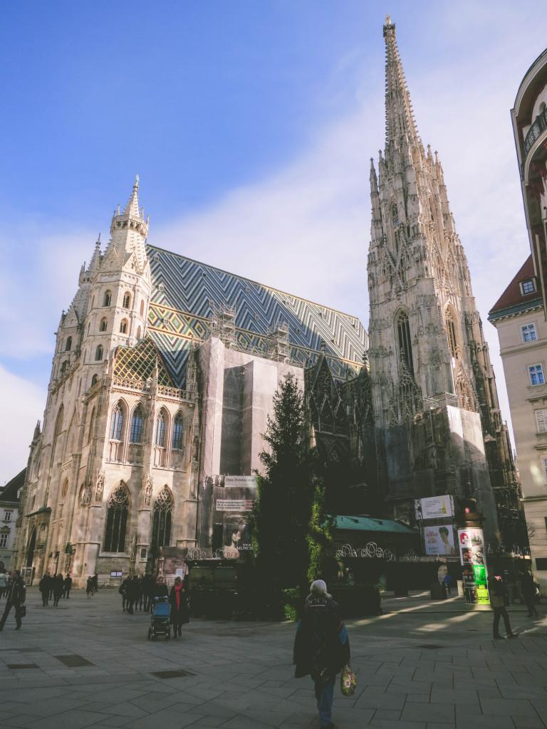 St Stephens Cathedral (Vienna, Austria)