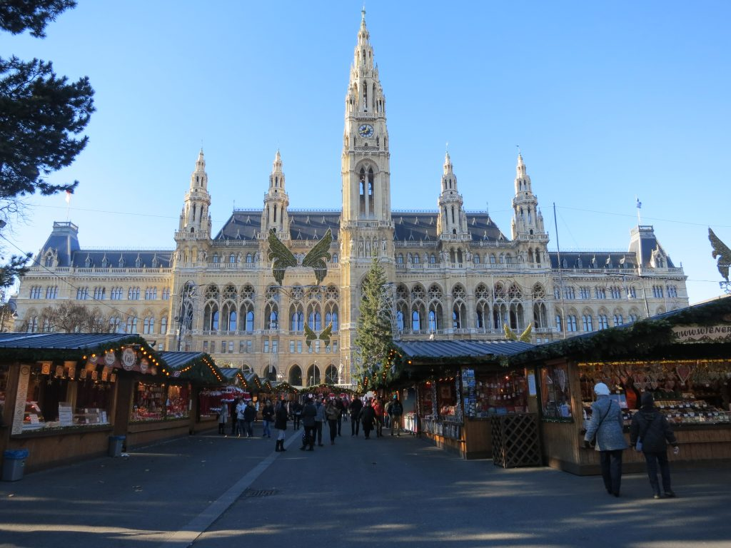 Belvedere Palace Vienna, Austria