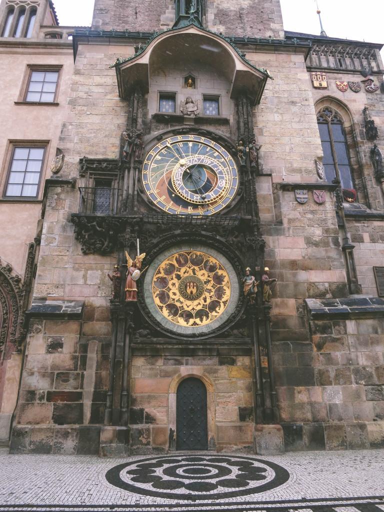 Astrological Clock, Prague