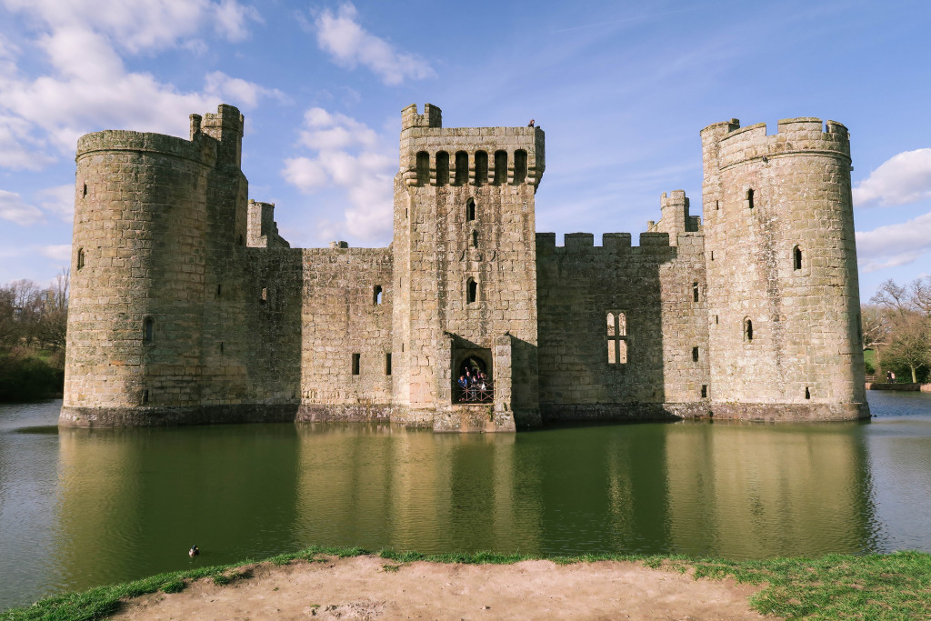 Bodiam Castle English Castle