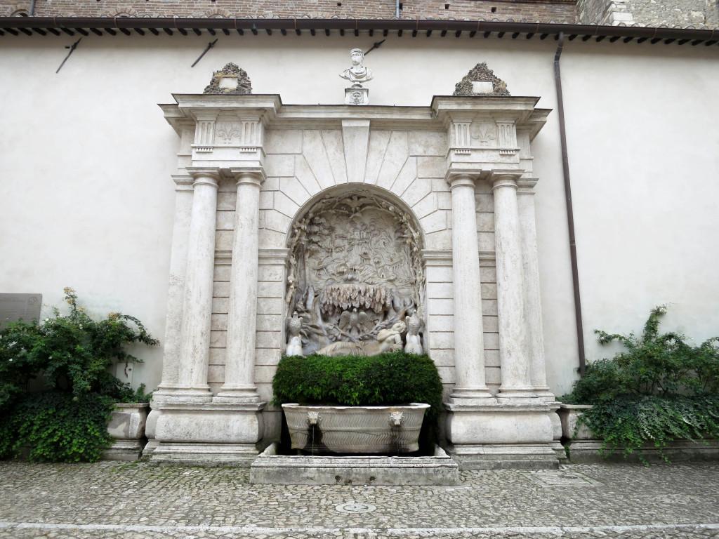 Villa d'Este Tivoli Italy