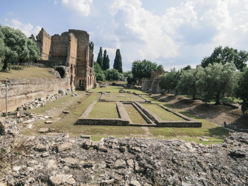 villa adriana hadrians villa