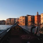 venice italy gondola ride sightseeing in venice