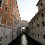 venice italy bridge of sighs