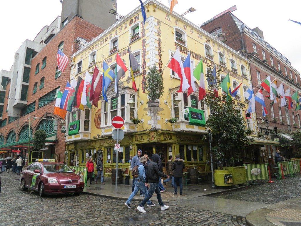 temple bar - 2 day in dublin