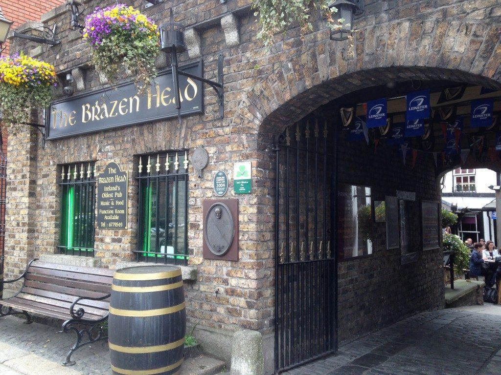 The Brazen Head - Dublin Itinerary