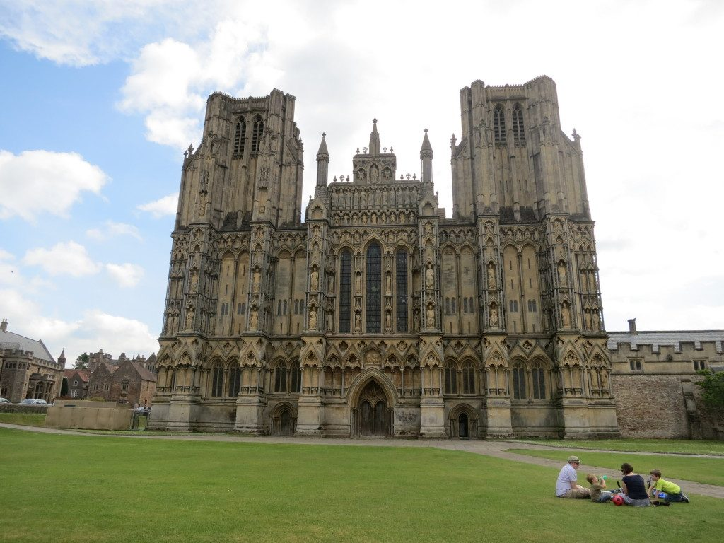 Wells Cathedral, Wells England