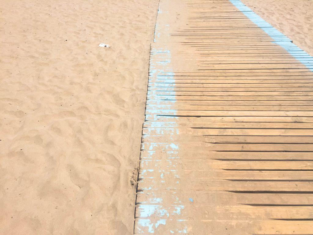 Valencia Spain beach