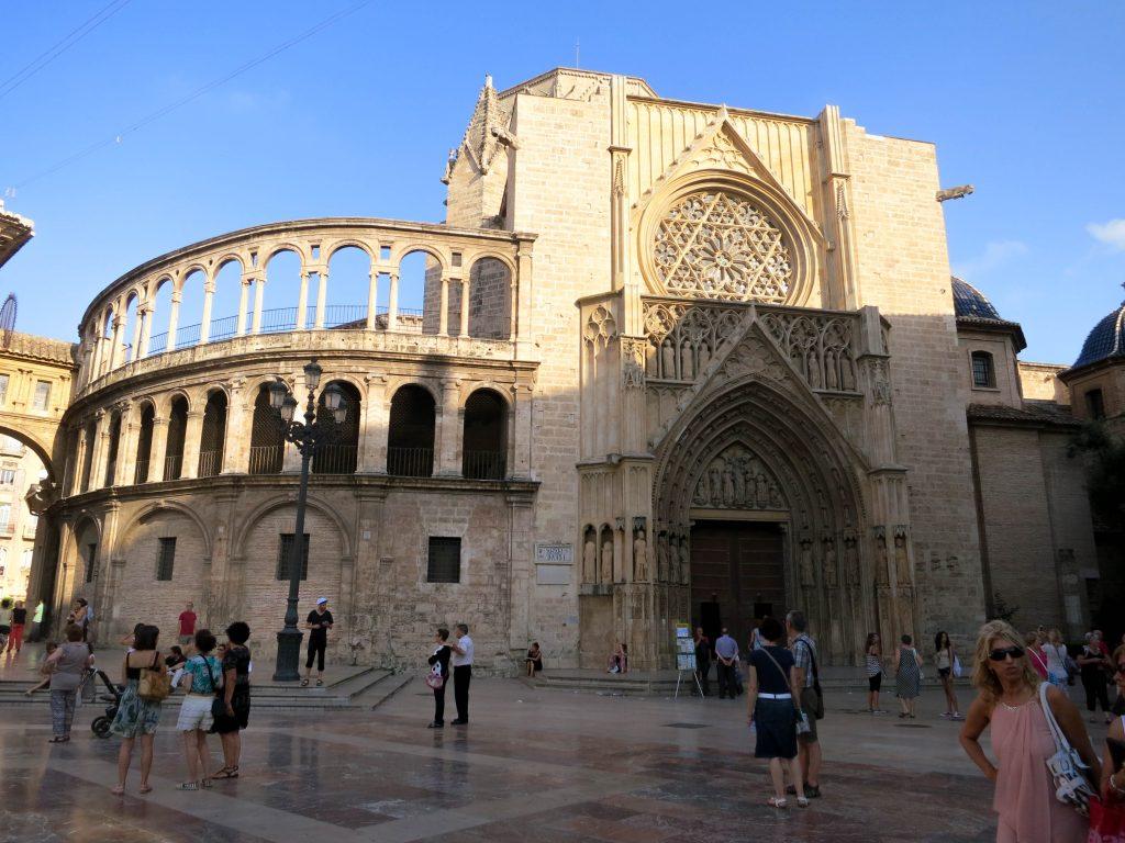 Valencia Cathedral - Valencia Spain