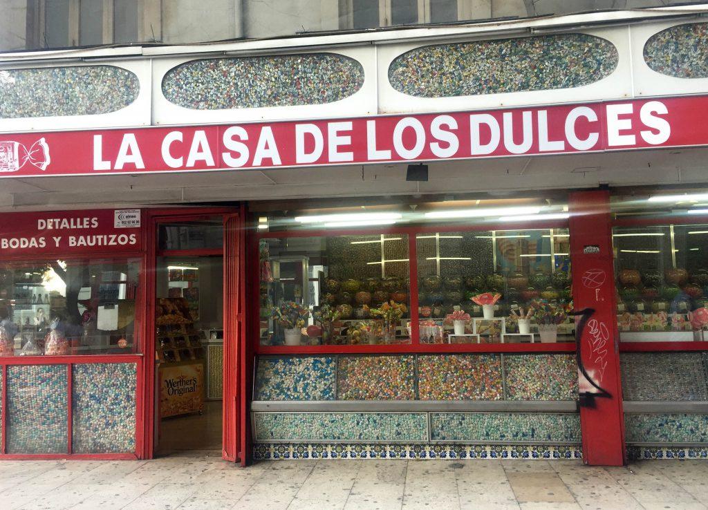 La Casa De Los Dulces - Valencia Spain