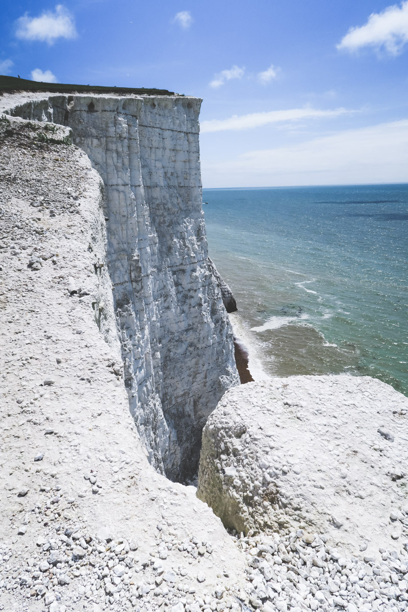 Seven Sisters Chalk Cliffs
