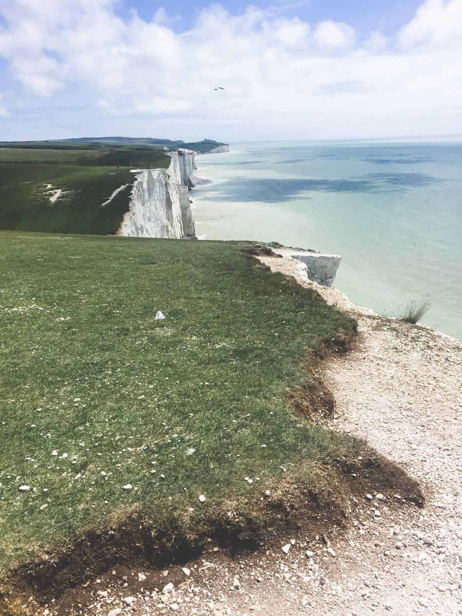 Seven Sisters and Beachy Head