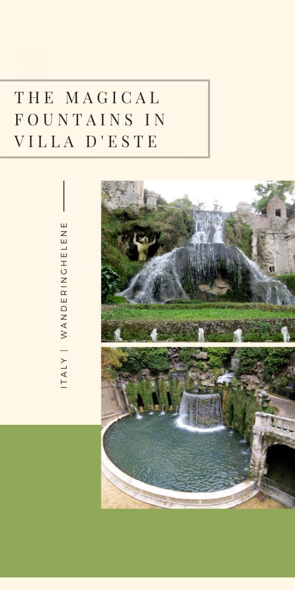 Villa d'Este Italy