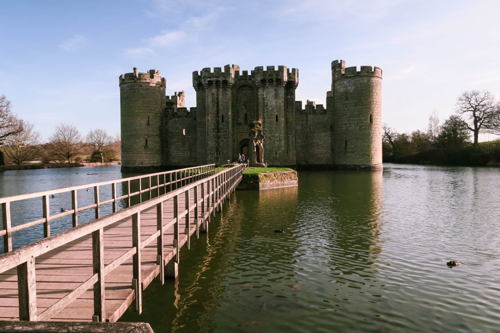 Bodiam Castle: An Iconic Water Castle | Travel