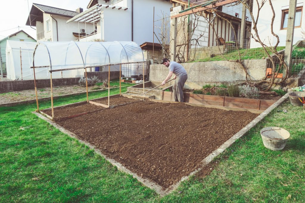 Preparing Our Vegetable Garden | Lifestyle