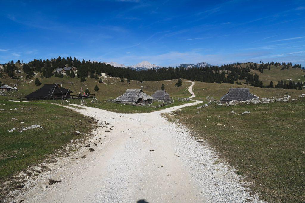 Velika Planina Slovenia