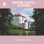 sneznik castle slovenia