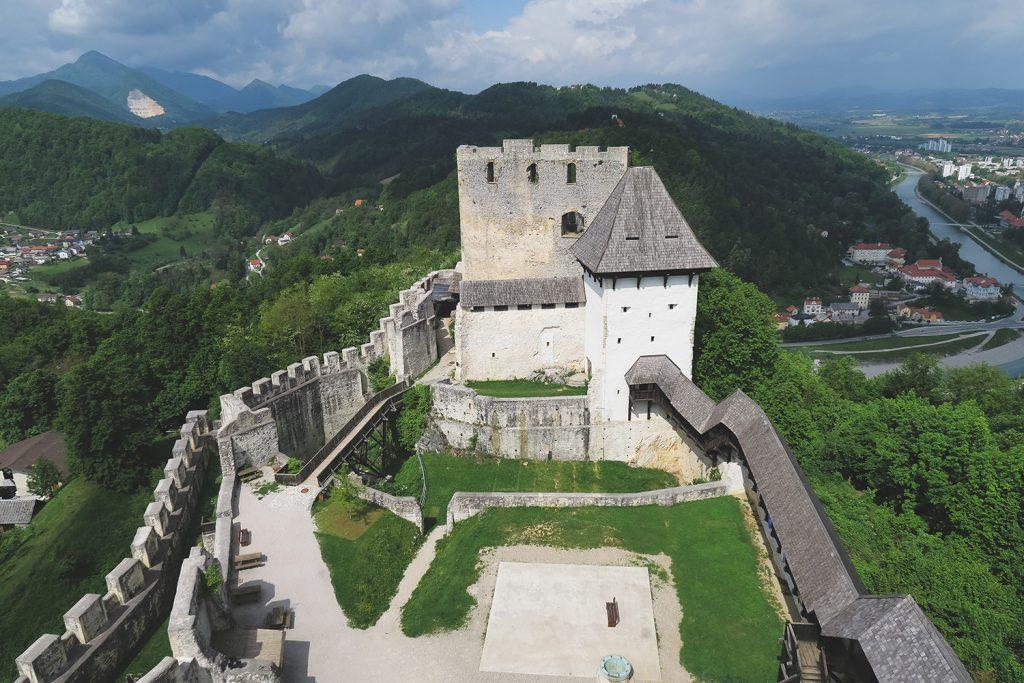 castles near Ljubljana
