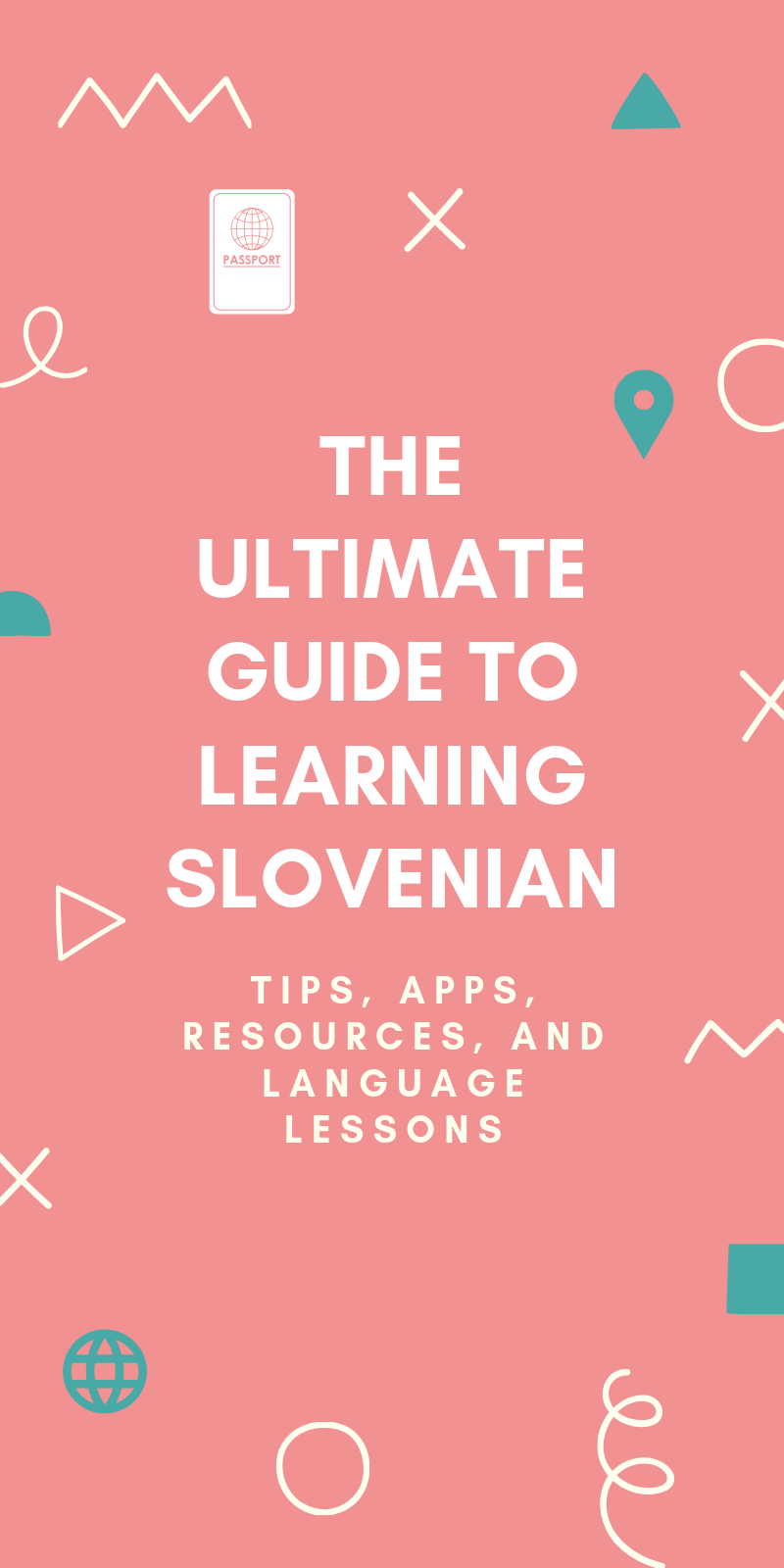 Everything you need to help you learn Slovenian. Dictionaries, teachers, language schools, videos, books, and so much more. This is the ultimate list of resources. No other can compare! Start learning Slovenian today. #slovene #slovenian #languagelearning