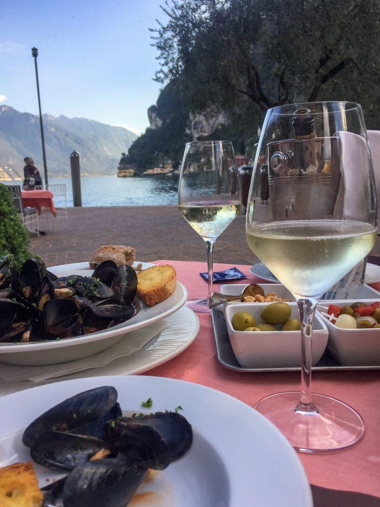 Aperitivo Lake Garda