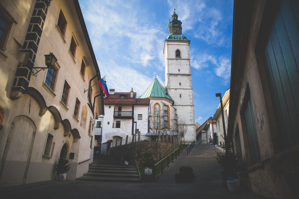 Škofja Loka Castle Slovenia