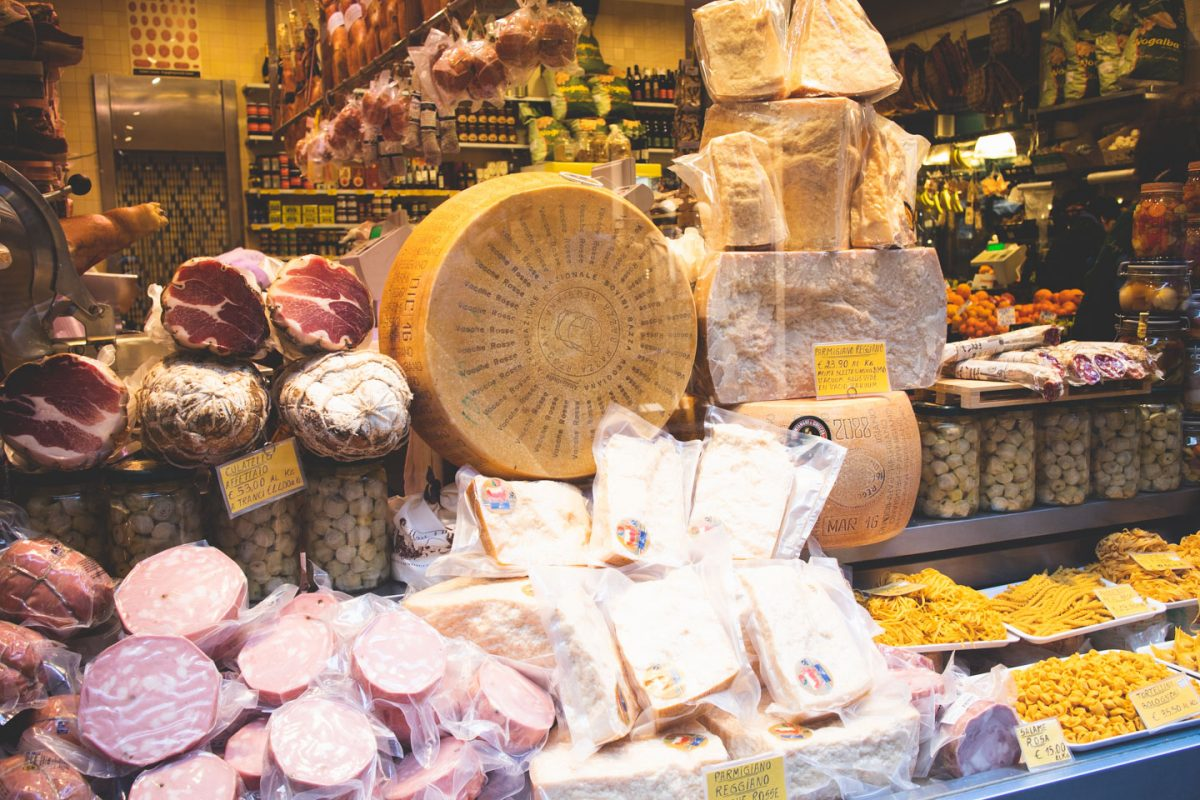 bologna italy products