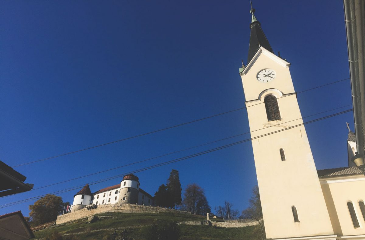 dolenjska slovenia sevnica castle
