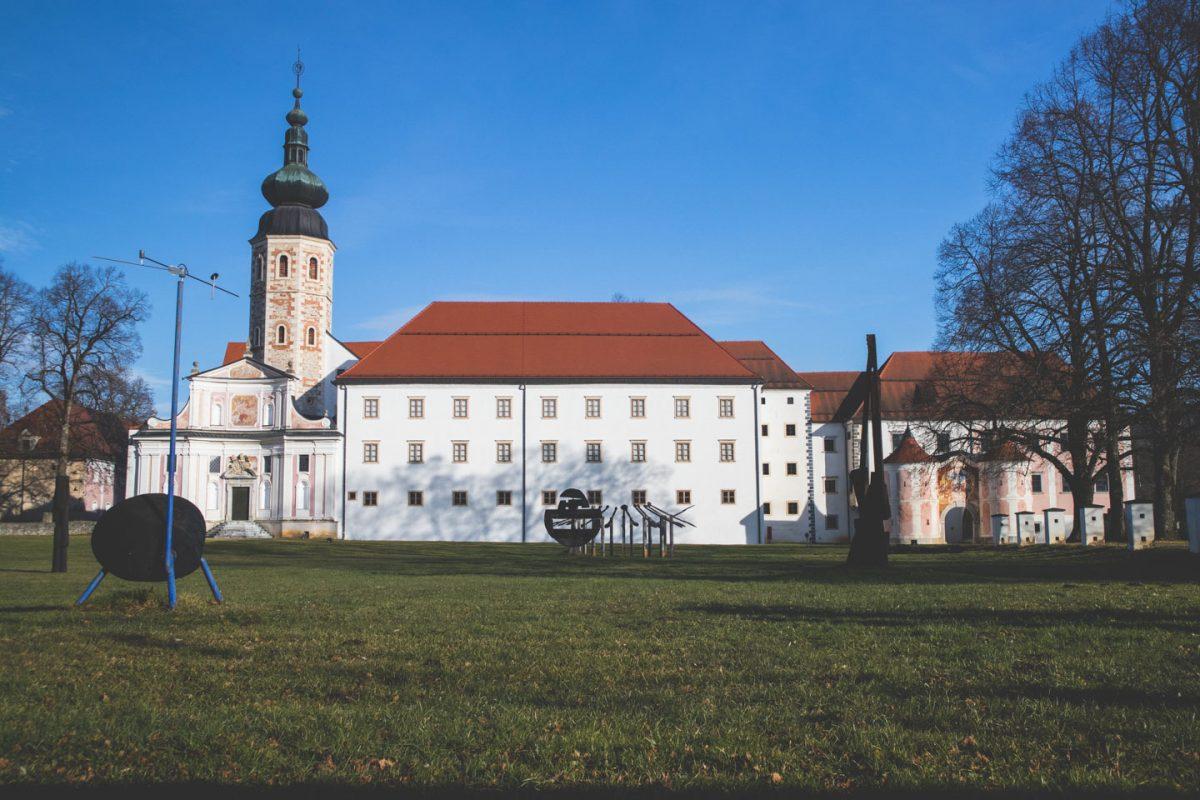Kostanjevica na Krki Monestary