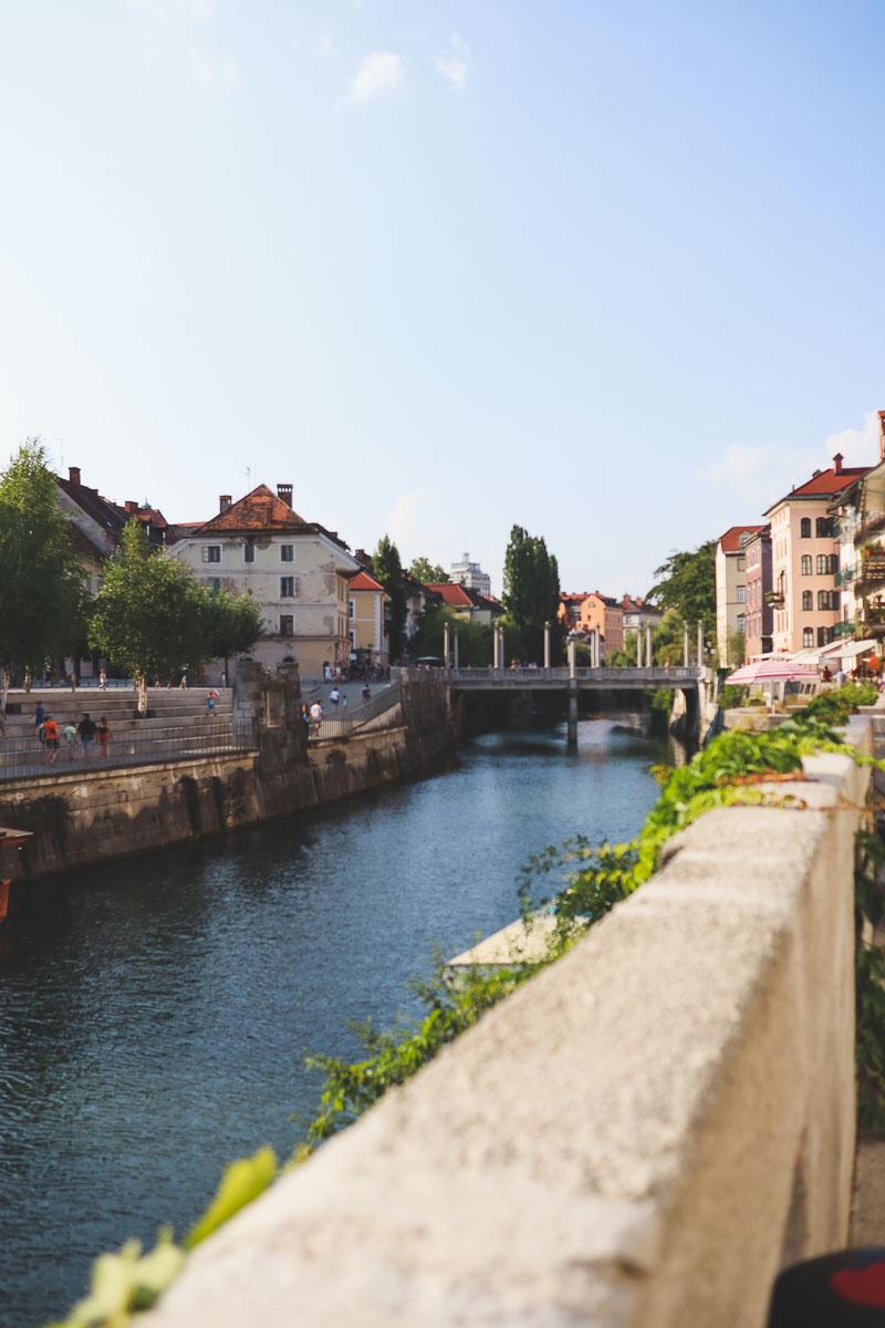 Ljubljananica River