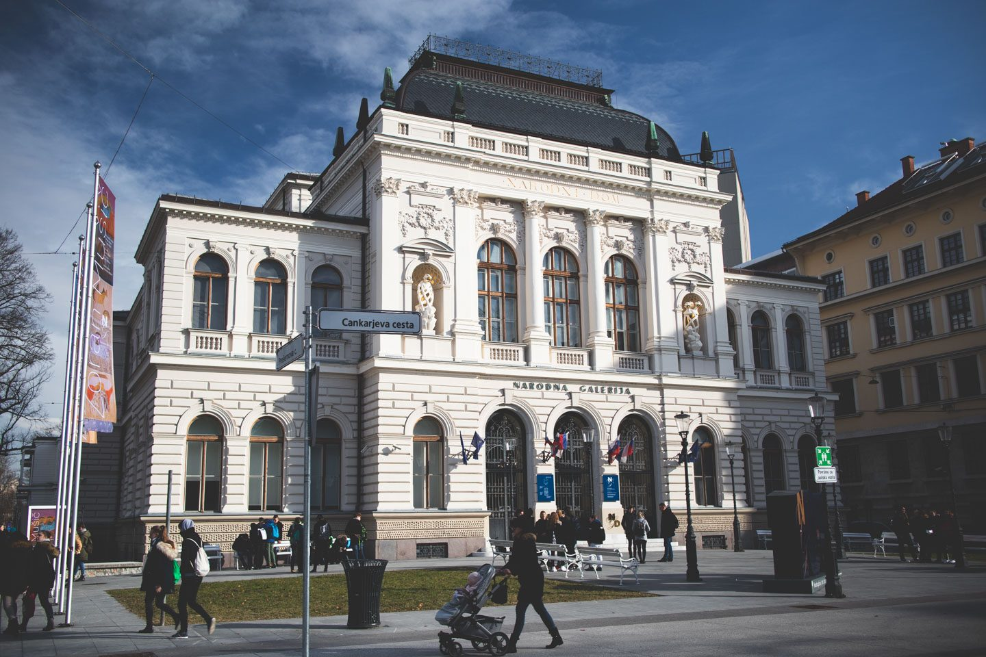 national gallery ljubljana