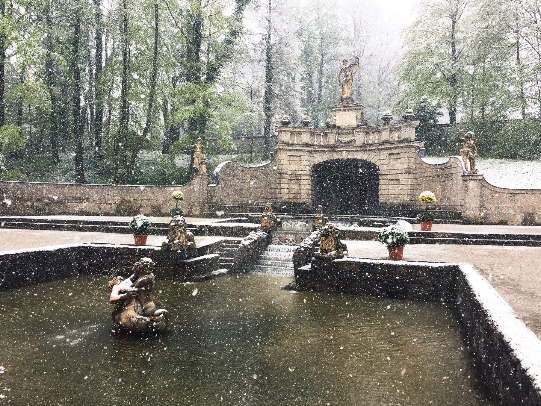 hellbrunn trick fountain