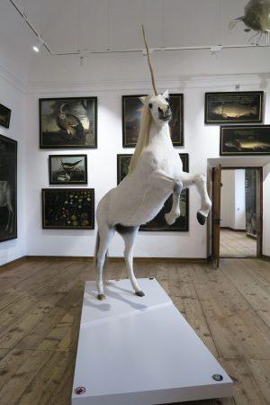 hellbrunn palace unicorn