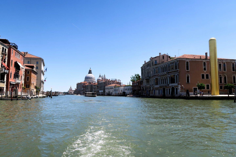 Venice Italy by boat