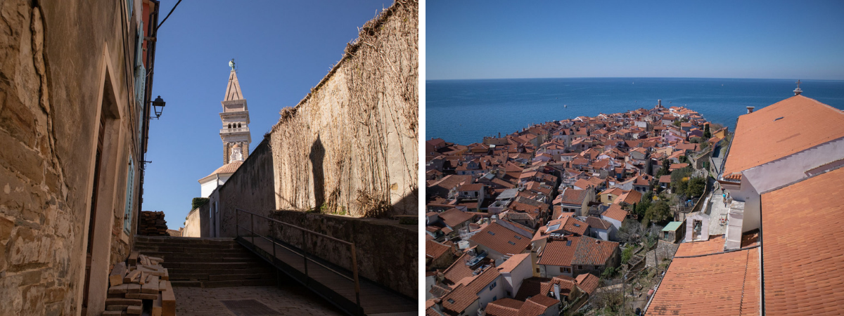 what to see in piran