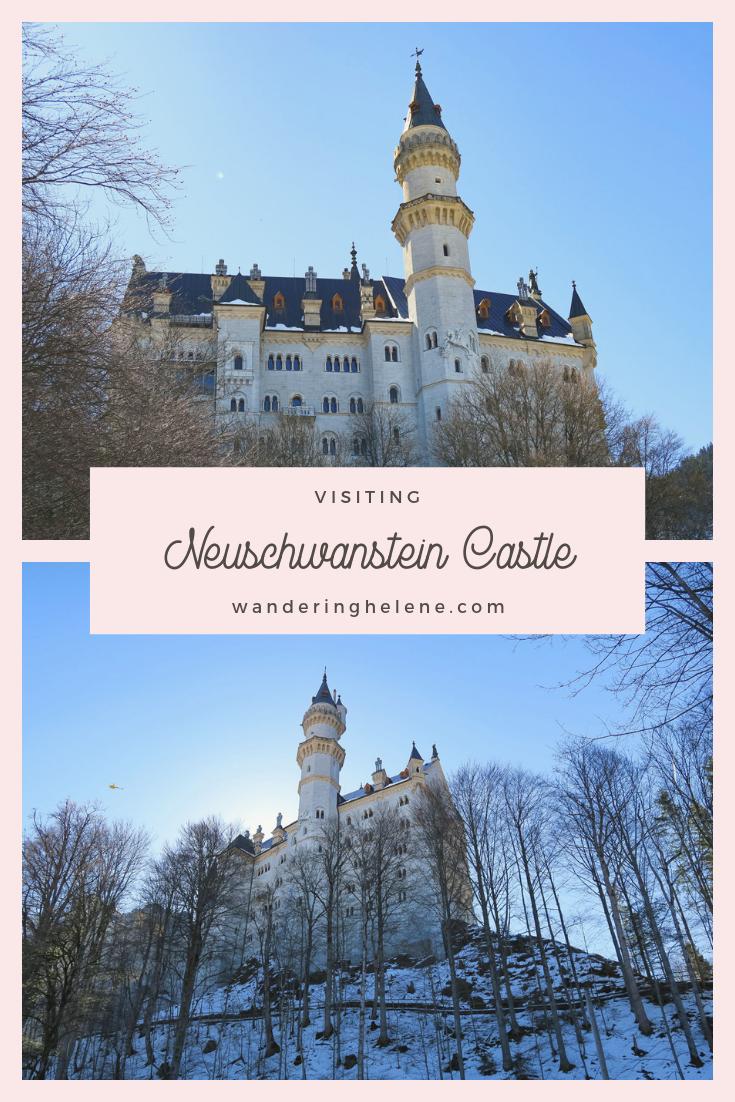 Neuschwanstein Pinterest