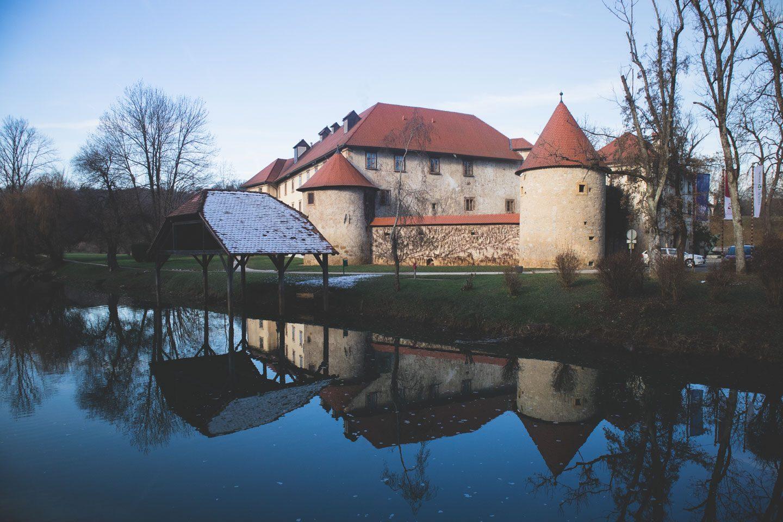 Otočec Castle - Day trips from Ljubljana, Slovenia