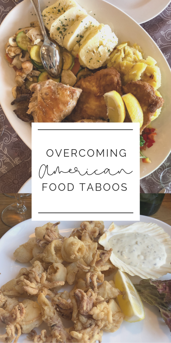 Learn what food taboos are and how they vary around the world. Learn some American food taboos and my experiences living abroad trying new and strange foods. #food #culture #foodie #travel