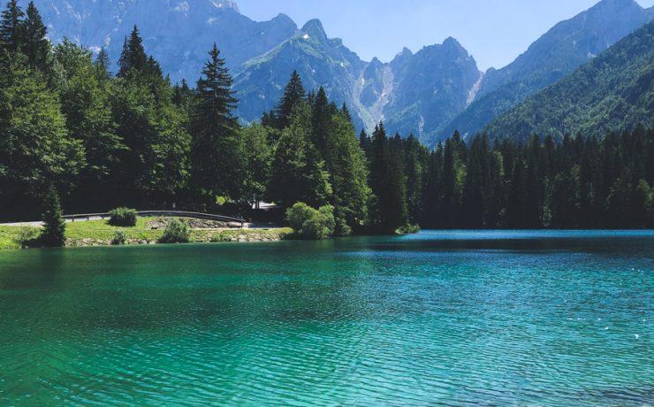 Fusine Lake Italy