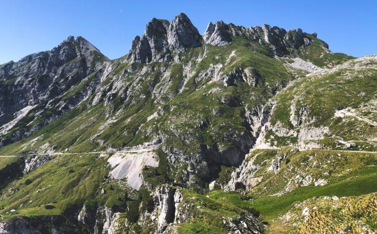 mangart Slovenia