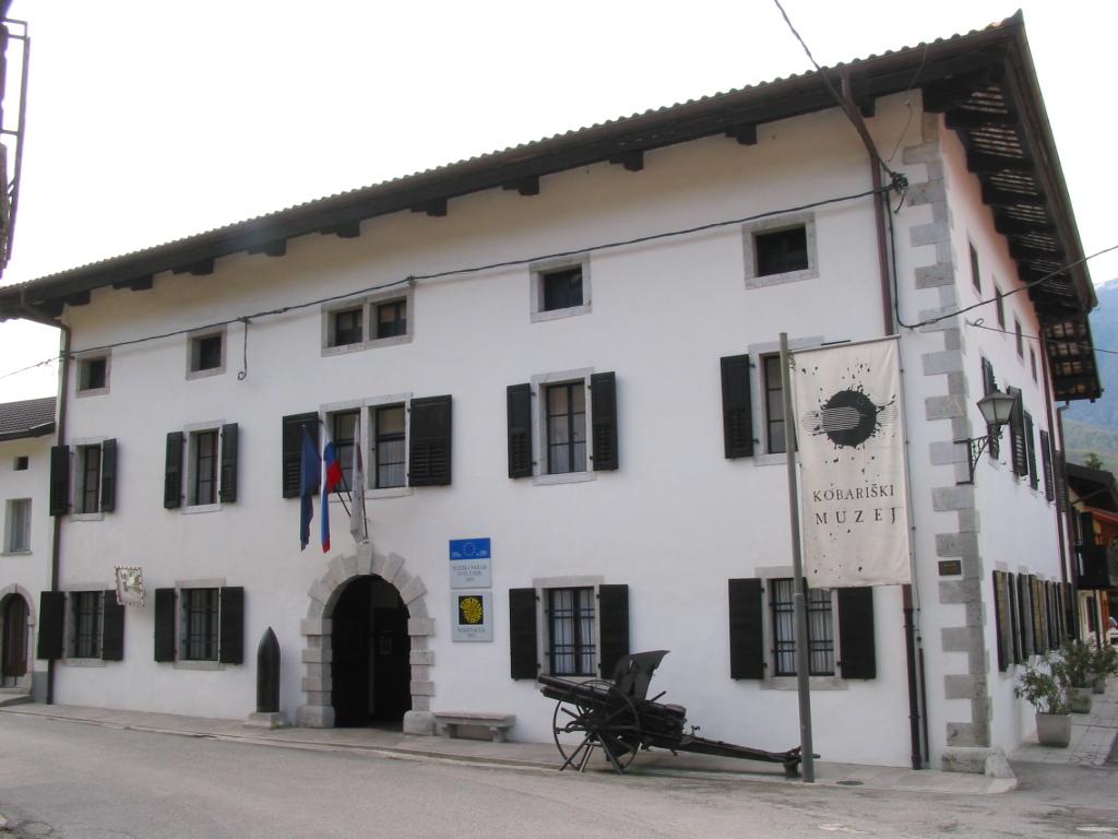 Kobarid Slovenia