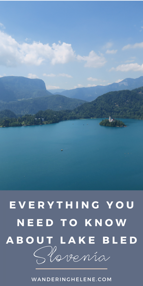 Everything you need to know about a day trip from Ljubljana to Bled. How to get to Bled from Ljubljana, what to do in Bled, how to get the best views of Lake Bled, and what to visit nearby (hiking, lakes, museums). The perfect addition to your Slovenian trip! #slovenia #lakebled #bled