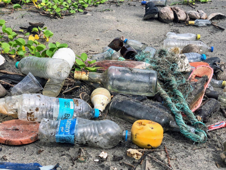 use reusable bottles