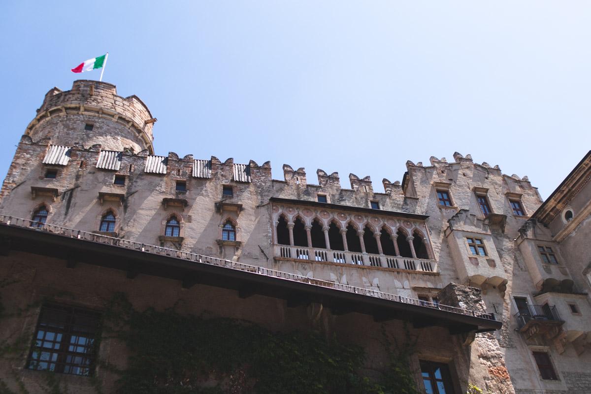 Buonconsiglio Castle Trento