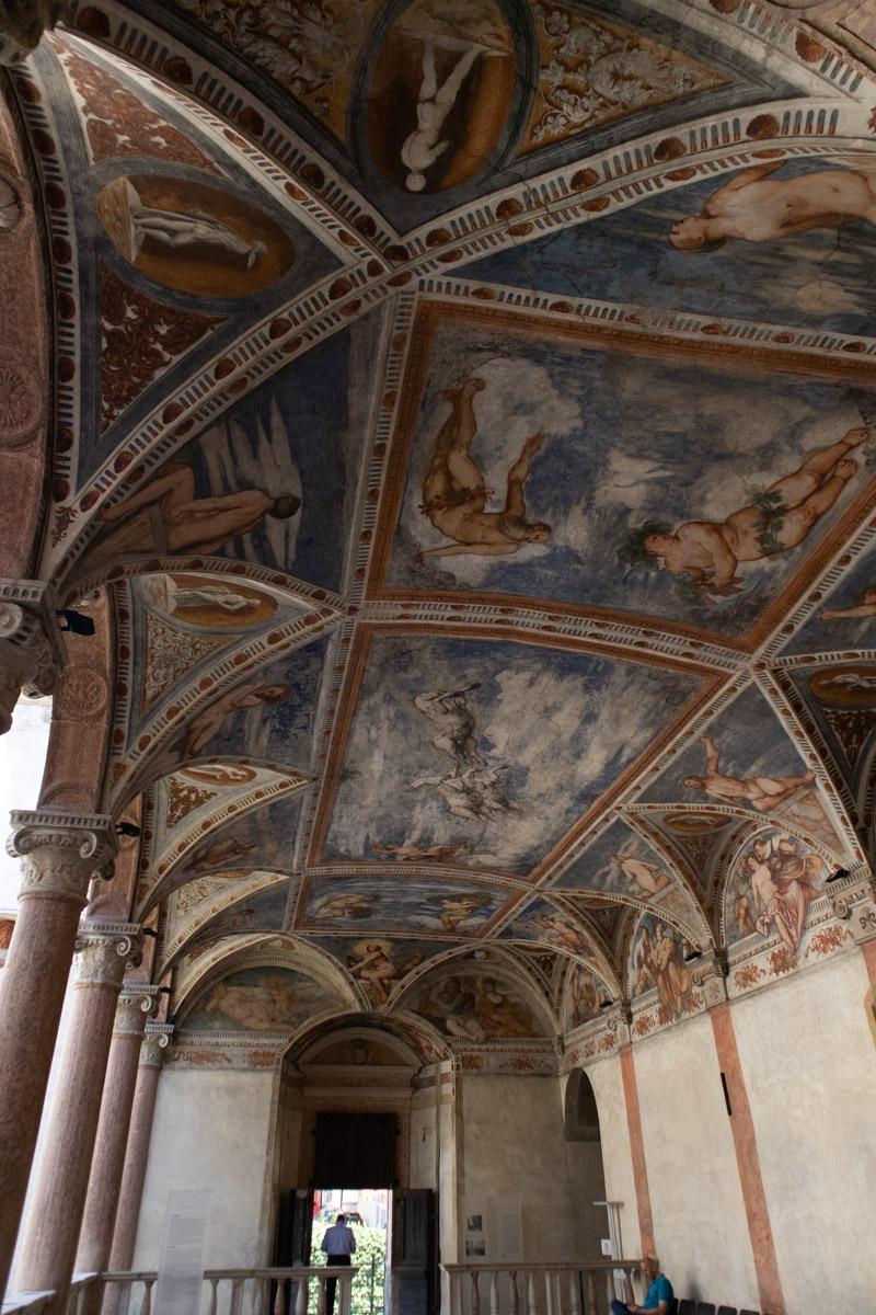 Buonconsiglio Castle.