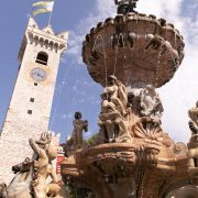 Piazza Duomo Trento Trentino