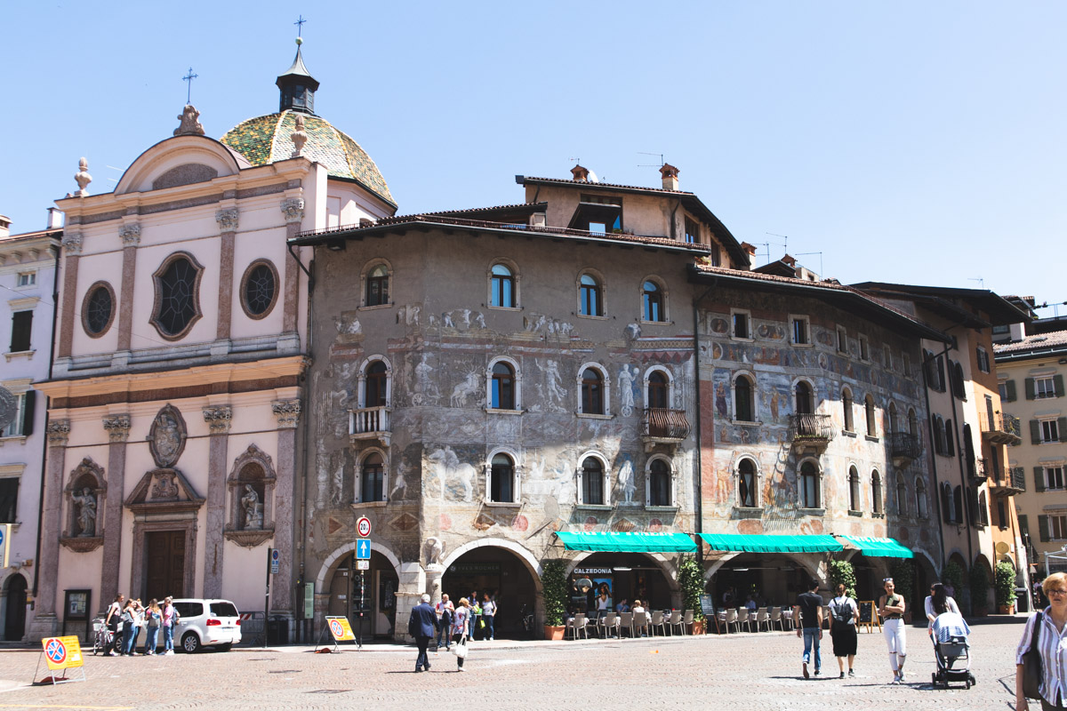 a weekend in Trento