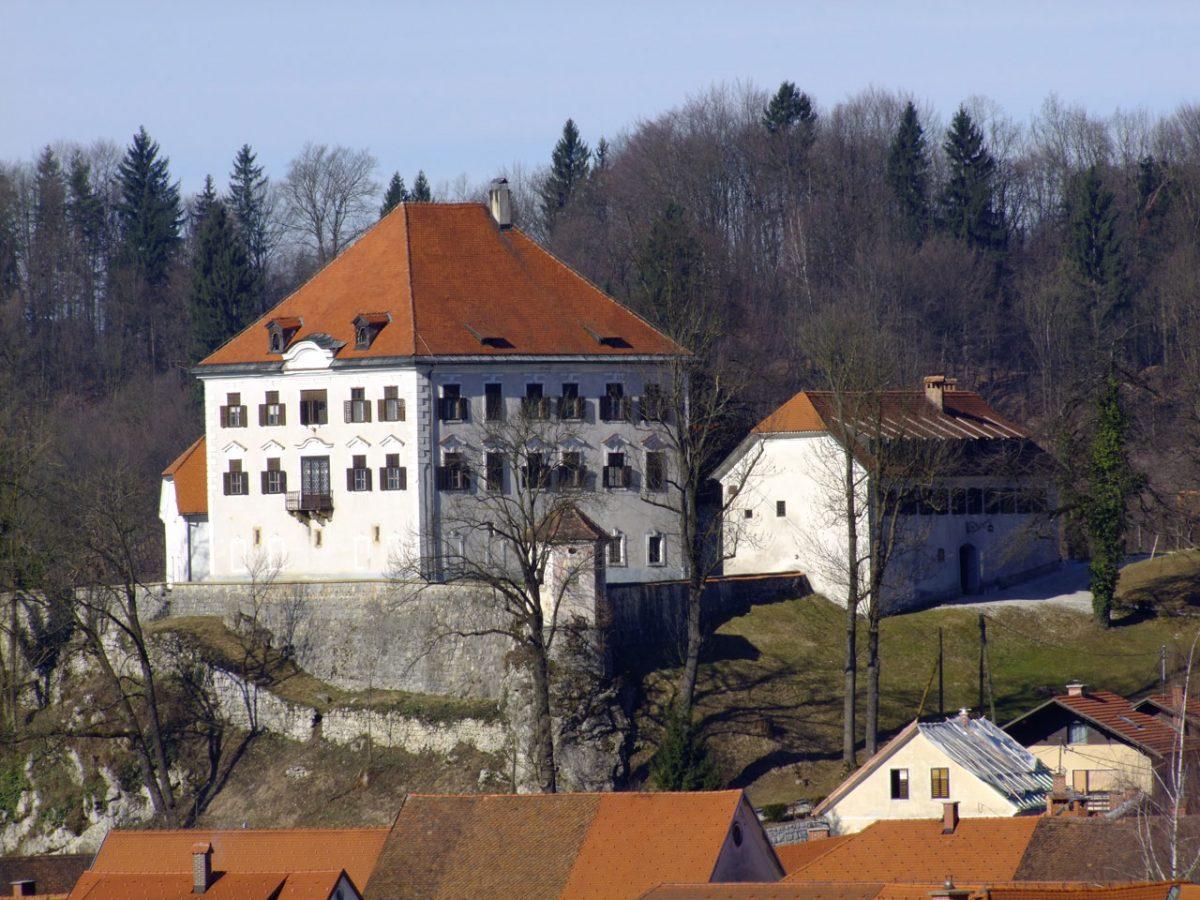 zaprice castle slovenia
